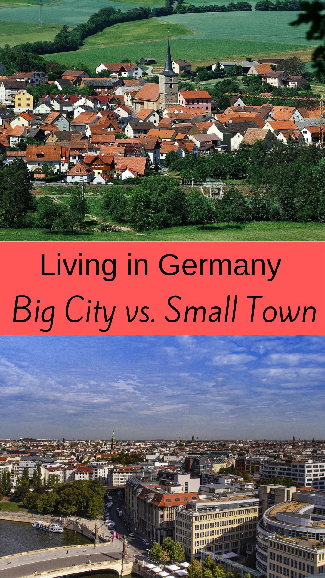 Pinterest_living in Germany_big city vs. small town_mylifeingermany_hkwomanabroad