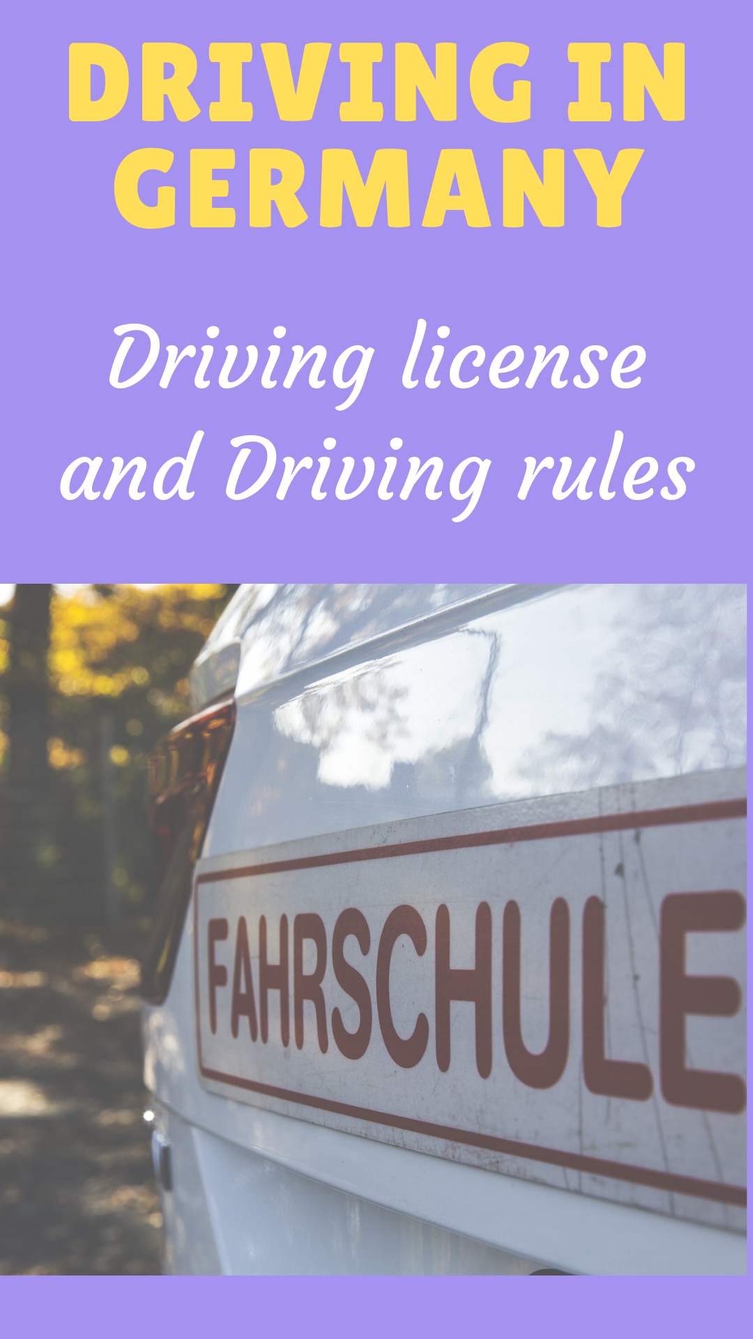 Pinterest_driving in germany_getting a german driving license and driving rules in germany_my life in germany_hkwomanabroad