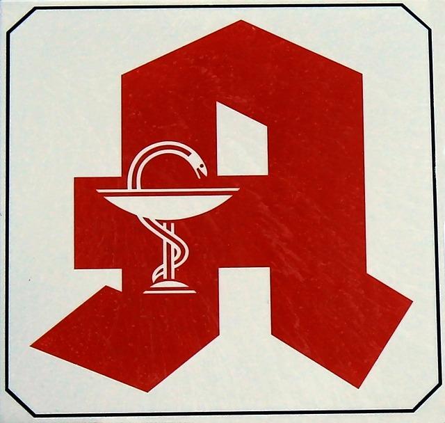 German pharmacy sign_pharmacies in germany_guide for expats in Germany_my life in Germany_hkwomanabroad