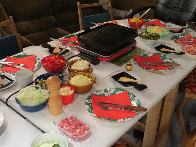 raclette_celebrating new year in Germany_what to do on silvester_food and drink in germany on silvester_my life in germany_hkwomanabroad